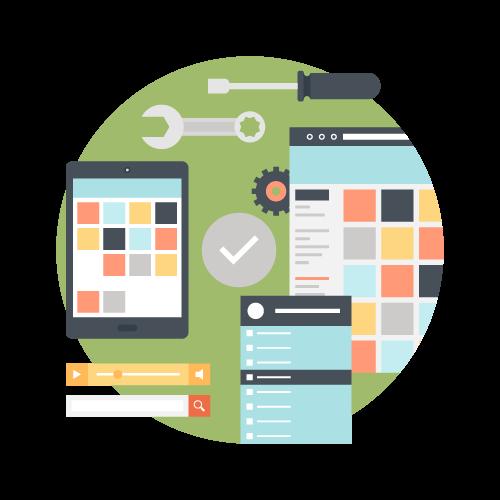 Diseño de páginas Web catálogo en Valencia
