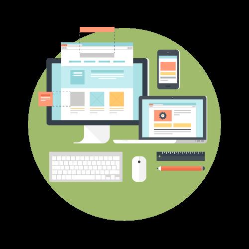 Diseño de páginas Web corporativas freelance en Valencia