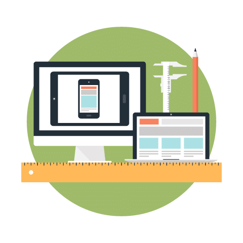 Diseño de páginas Web responsive o adaptables en Valencia