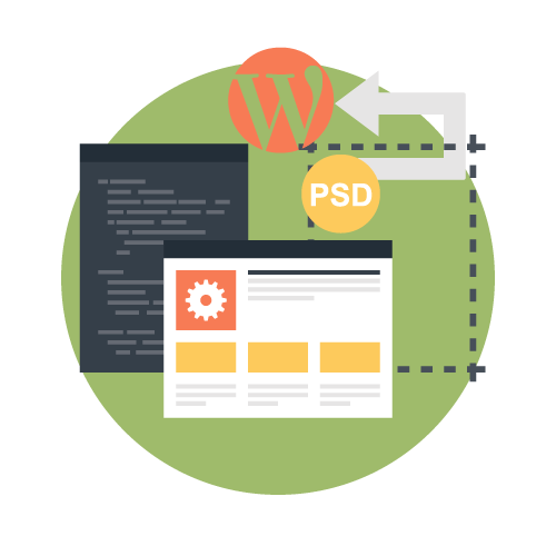 Conversión de PSD a themes de Wordpress