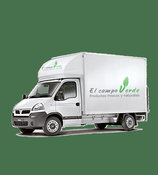 Diseño de logotipo para El Campo Verde