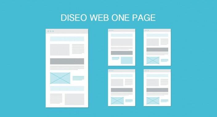 Los motivos por los puedes optar por una Web unipágina o One Page