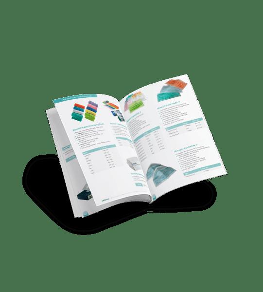 Catálogo de productos médicos para MedTechnic