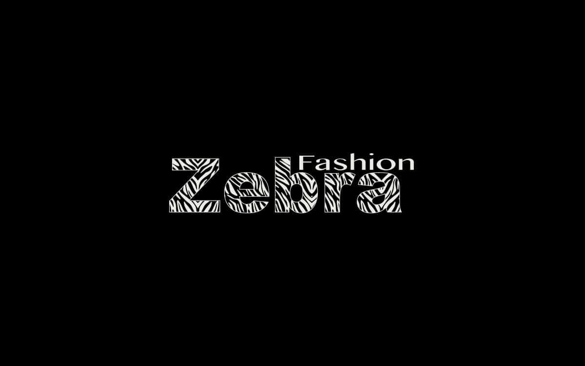 Diseno de logotipo para Zebra Fashion, una marca de ropa casual
