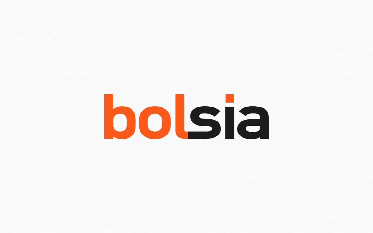 Logotipo profesional Bolsia
