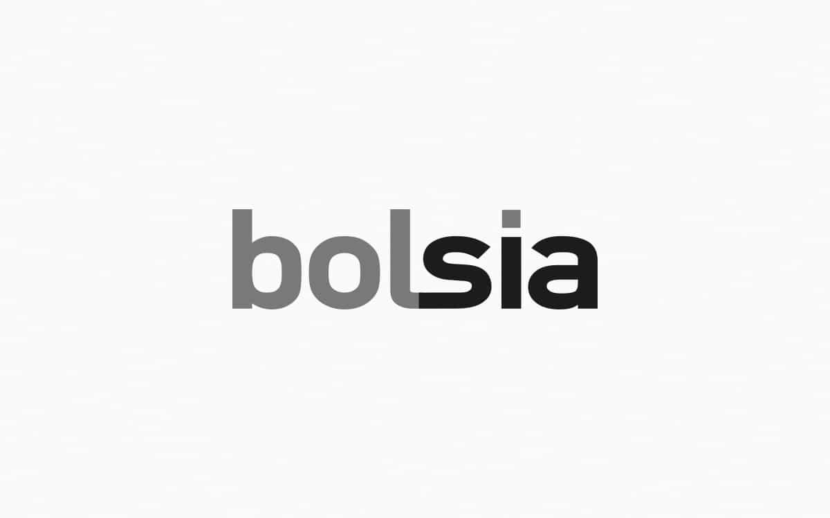 Logotipo profesional para el portal Web de Bolsia