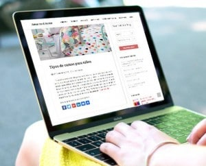 Diseño blog personal con Wordpress
