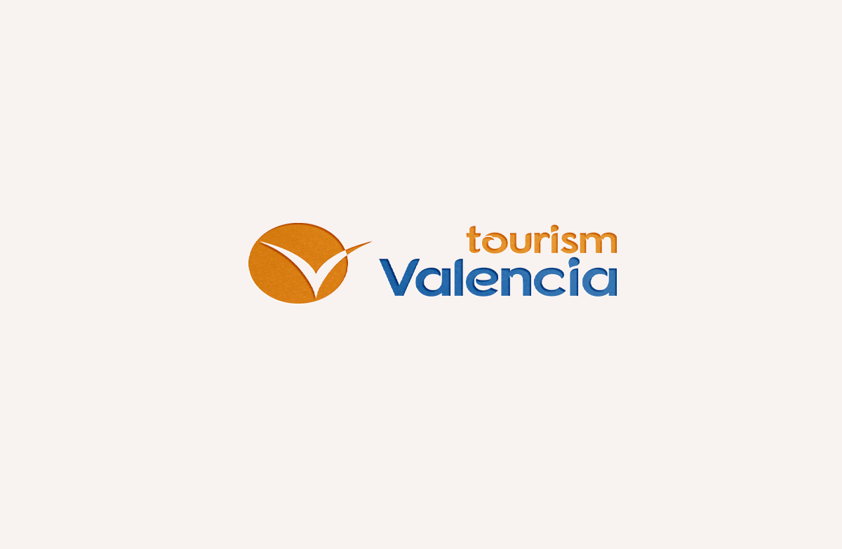 Diseño de logotipo para Tourism Valencia