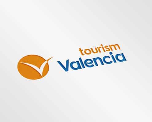 Diseño de logotipo para la agencia Tourism Valencia