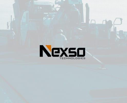 Diseño de pagina Web corporativa para Nexso