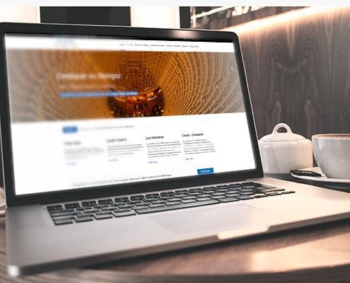 Diseño Web autogestionable para el bufete de abogados S&A en Valencia
