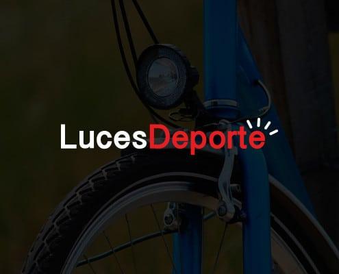 Diseño de logotipo para tienda online que vende linternas led